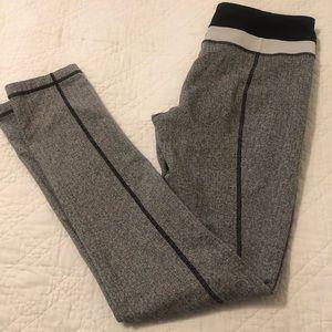 Lululemon herringbone leggings size 8